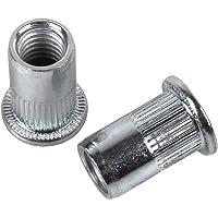 DOJA Industrial | Tuerca Remachable de acero M8