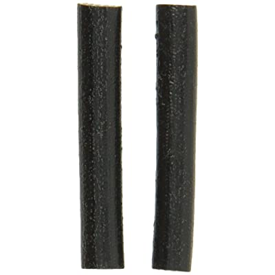 Traxxas 3149A Black Heat Shield Tubing (pair): Toys & Games