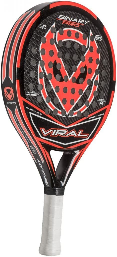 Viral Sport Binary Pro Pala de Padel. Jugadores de Nivel Avanzado ...