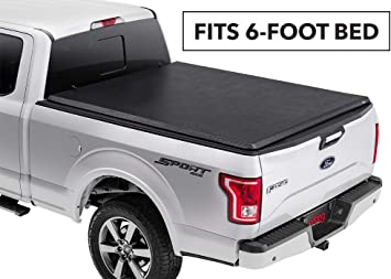 Amazon Com Extang Express Tool Box Soft Roll Up Truck Bed Tonneau Cover 60835 Fits 2016 20 Toyota Tacoma 6 Bed Automotive