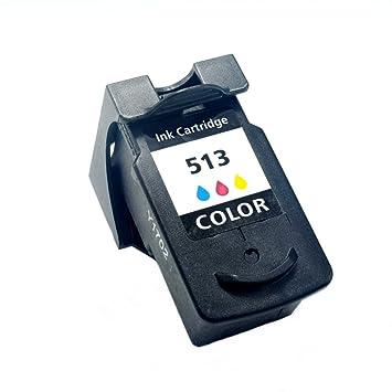Komada Compatible Tri-color cartucho de tinta para Canon ...