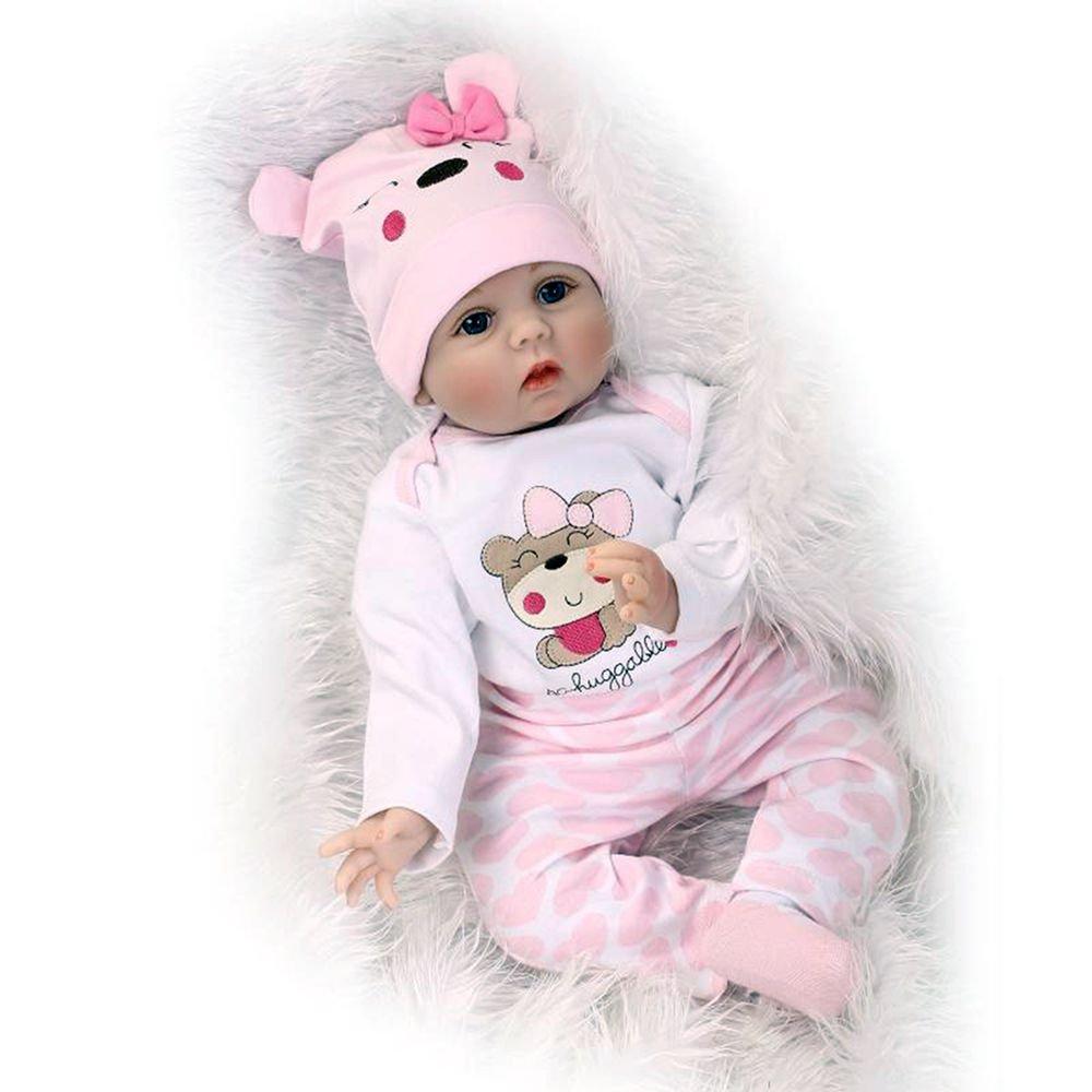 Yesteria Reborn Baby Doll Lifelike Silicone Doll