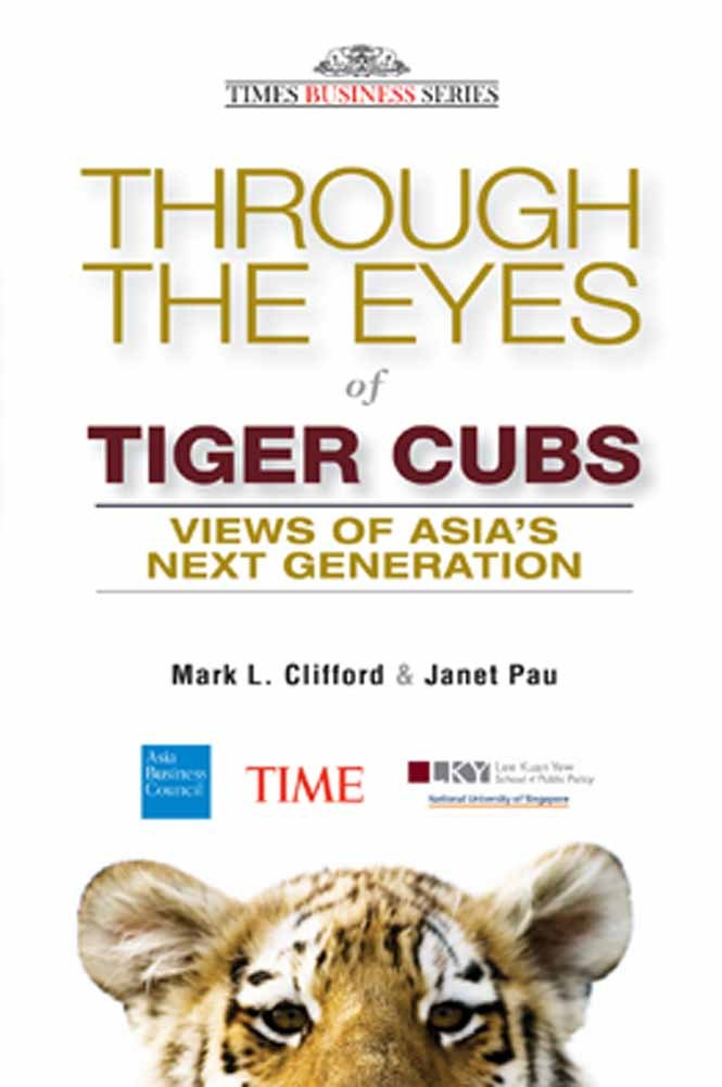 Through the Eyes of Tiger Cubs: Views of Asia's Next Generation PDF