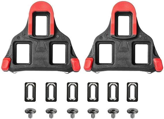 VP VP-ARC-SL Shimano SPD SL Compatible Cleats 0 Degree Fixed VP Components