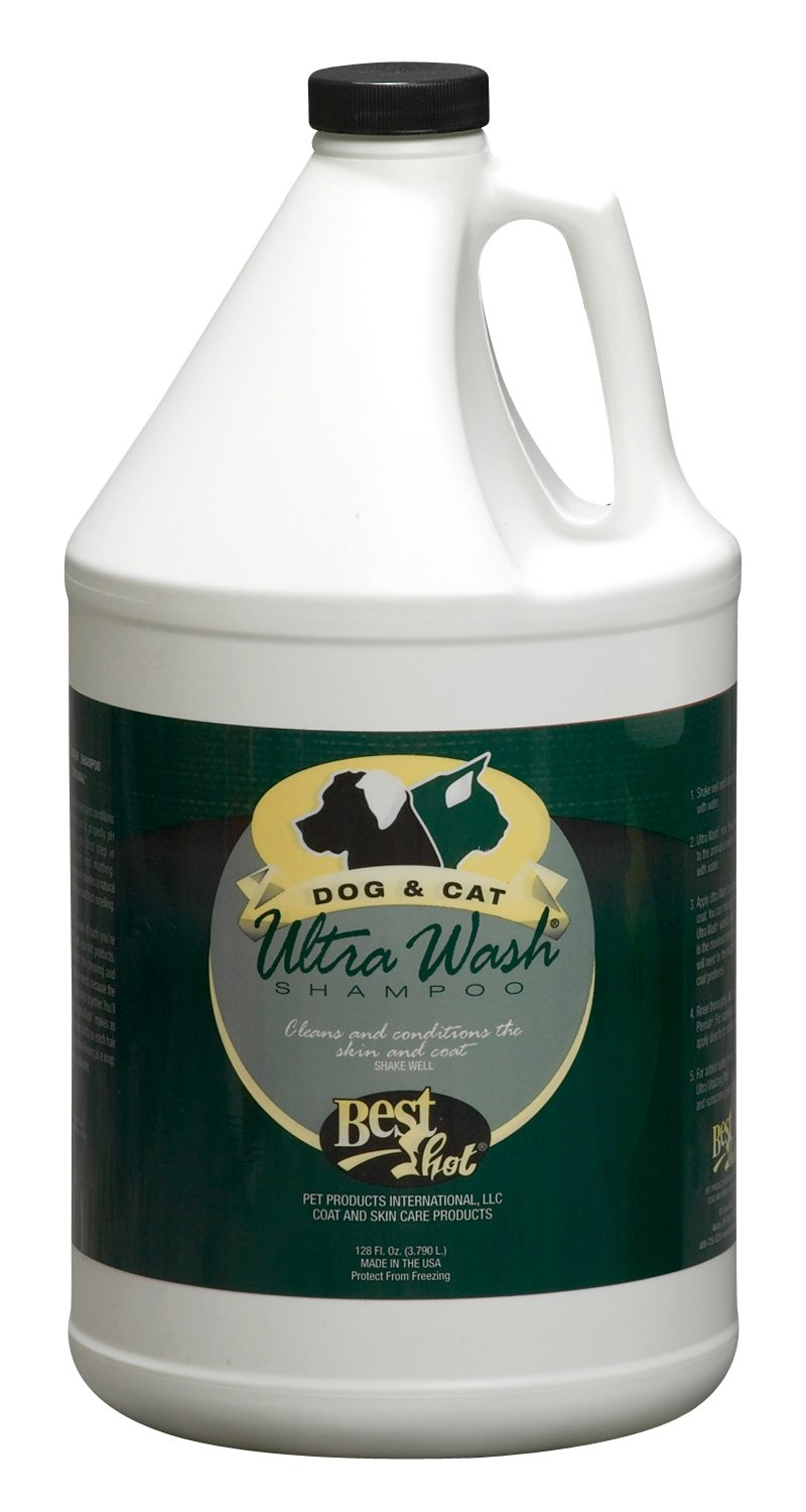 Best Shot Ultra Wash Shampoo, 128oz by Best Shot