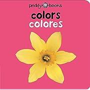Bilingual Bright Baby: Colors (Spanish Edition)