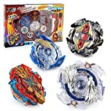 Beyblade Burst Starter B34 B48 B59 B66 Battling Top Fusion Metal Master Rapidity Fight With 4D Launcher Grip Set