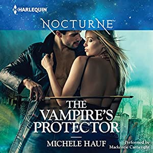 The Vampire's Protector Audiobook