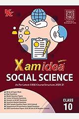 Xam Idea Social Science - Class 10- CBSE - Examination 2020-2021 Kindle Edition