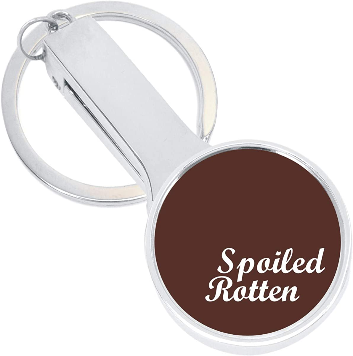 Spoiled Rotten Classic Purse Hanger and Pouch