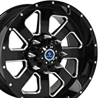 amazon new releases the best selling new future releases in Fuel Beast D564 On Jeep 20x10 4play slayer wheels fit 8 lug gmc chevy trucks and suvs black w