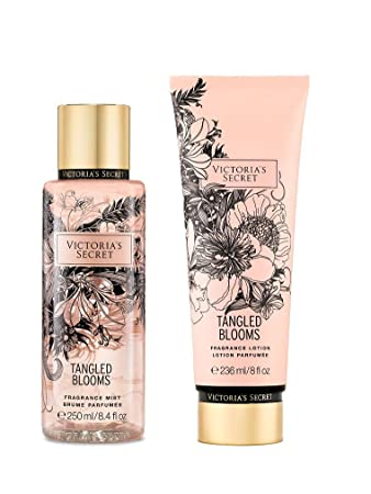 9fdd0b44737c3 Victoria's Secret Fragrance Body Lotion Body Mist Tangled Blooms So Good!