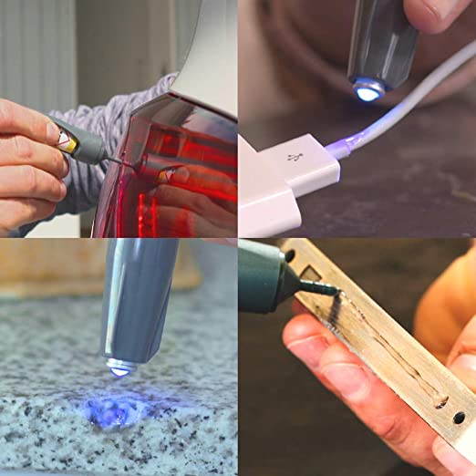 Blufixx 200101 Gel reparador para metal, vidrio, 5 g: Amazon.es: Bricolaje y herramientas