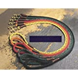 Mendota Dog Products Snap Leash, 1/2-Inch by 4-Feet, Purple