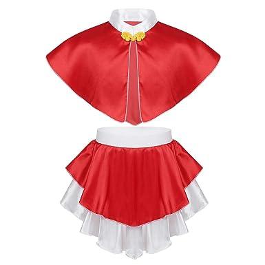 TiaoBug Niños Disfraces de Papá Noel Infántil Traje Costume ...