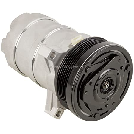 BuyAutoParts 60-86339R2 NEW AC Compressor w//A//C Drier For Jeep Liberty 2002 2003 2004 2005