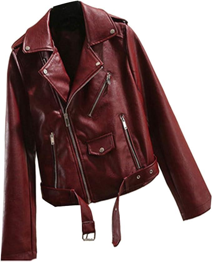 Korean Women Casual Loose Zipper Baseball Jacket Windbreaker Short Coat Outwear
