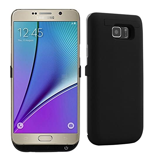 buy popular 2999a 0fe71 Samsung Galaxy Note 5 Battery Case 5200mAh External Rechargeable ...