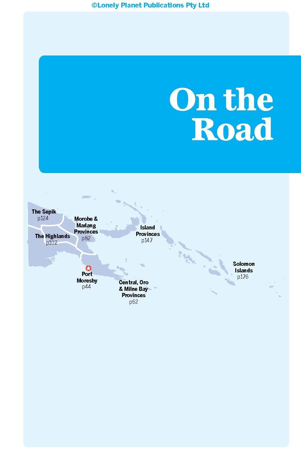 Papua New Guinea Solomon Islands Travel Guide Lonely Planet Lindsay Brown Jean Bernard Carillet Anna Kaminski 9781786572165 Amazon Books