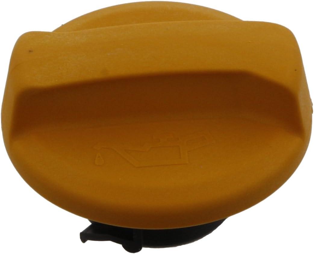 compatibile con Opel 5650831,/90412508,/90412509,/0650090 Tappo tubo di riempimento per olio C40046 Aerzetix