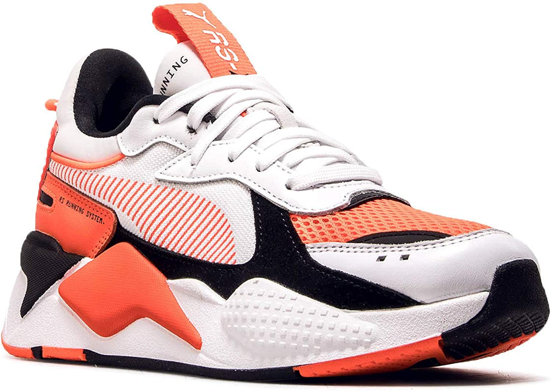 Puma Chaussures Homme Baskets RS X Reinvention 36957902 lanc Orange SS 2019