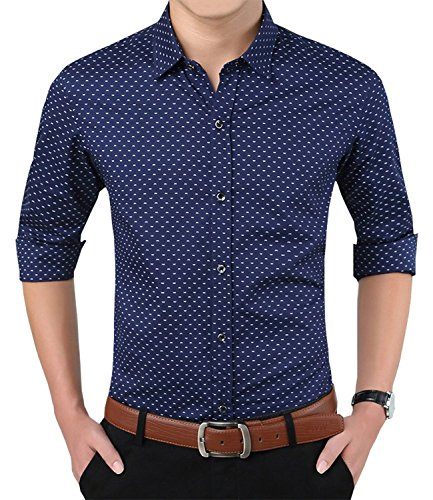 dress shirts slim fit - 4