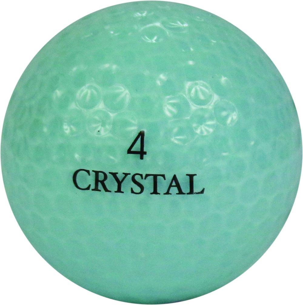 132 Crystal Mix - Mint (AAAAA) Grade - Recycled (Used) Golf Balls