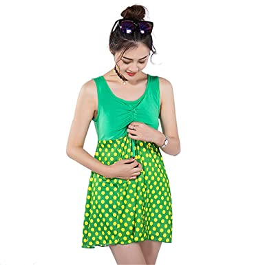 COCO clothing Las Mujeres Cuello Redondo Patchwork Plus Size ...