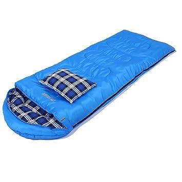 Hemaodi Viajes rectangulares sacos de dormir con la almohada se puede empalmar Sacos de dormir (Capacidad : 1.1kg) : Amazon.es: Deportes y aire libre