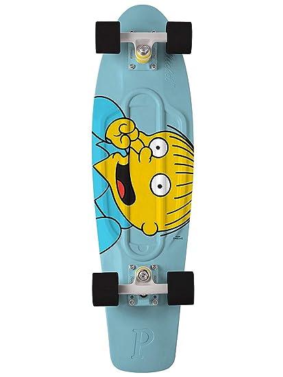 Penny Cruiser Skateboard Unisex Adulto, (Multi), 27: Amazon ...