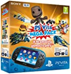 Sony PS Vita WiFi Console with 10 gam...