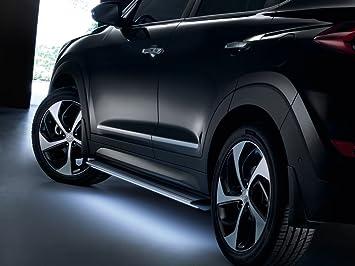 Genuine Hyundai Tucson iluminado lado pasos - d7370ade10: Amazon.es: Coche y moto