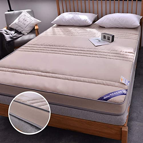 Lovehouse Sleeping Tatami Floor mat,Collapsible Soft Thick Mattres Traditional Futon mat,Japanese Bed roll,Student Dormitory Mattress-A 180x200cm 71x79inch