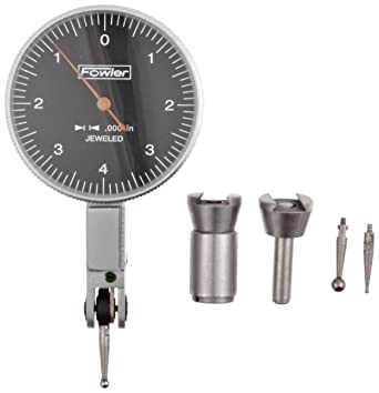 """Magnetic Base OUT OF STOCK 90 DAYS Shars Black Face 0.030/"""" Dial Test Indicator"""