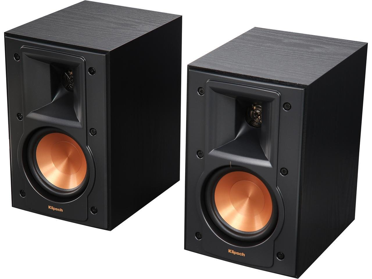 Klipsch RB-10 4-Inch Two-Way Bookshelf Loudspeaker (pair) by Klipsch