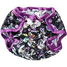 Kanga Care Rumparooz Cloth Diaper Cover Snap, Tokispace/Orchid/Multi, One Size