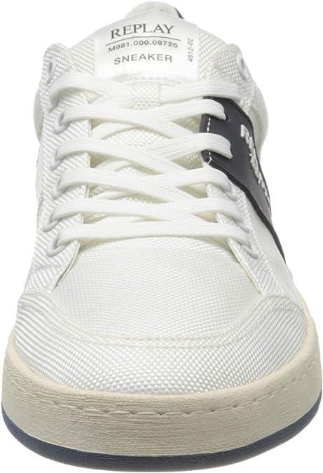 REPLAY Blog-Fern, Zapatillas Hombre: Amazon.es: Zapatos y complementos