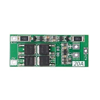 Cargador de baterias 2S 3A Batería De Litio Li-ion 7.4 v 8.4 V 18650