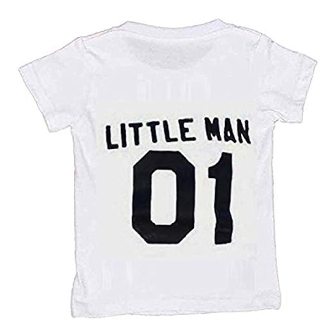 Papà La Spalla Per Ragazzi Bambini T-shirt