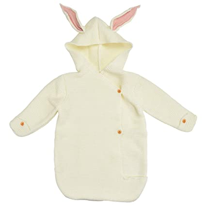 Saco de dormir para bebé recién nacido, diseño de conejo, regalo de ...