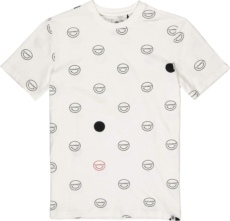Element - Camisa de Manga Corta - Hombre - S: Amazon.es: Ropa ...