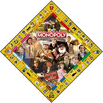 Winning Moves Monopoly Only Fools and Horses: Amazon.es: Juguetes y juegos