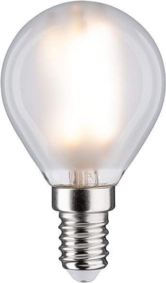 Modernes LED Leuchtmittel E14 FILAMENT Tropfen dimmbar 3 Watt Ersatzglühbirnen