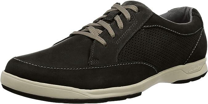 TALLA 41 EU. Clarks Stafford Park5, Zapatos de Cordones Derby para Hombre