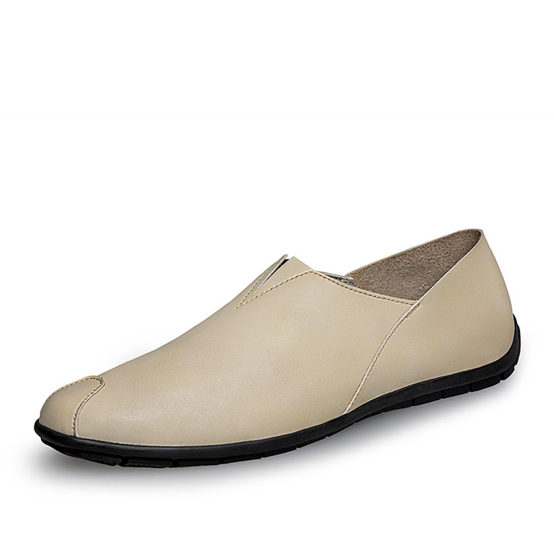 Boy's Men's Solide Slip-On Synthetic Basic Loafers