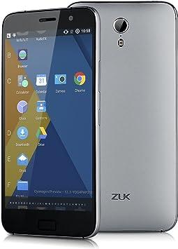 Teléfono móvil Lenovo ZUK Z1 5,5 IPS FHD Fingerprint ID 4 G, Smartphone, Android 4,