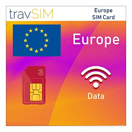 Amazon.com: TravSIM - Tarjeta SIM de 3 GB con datos de 2 GB ...