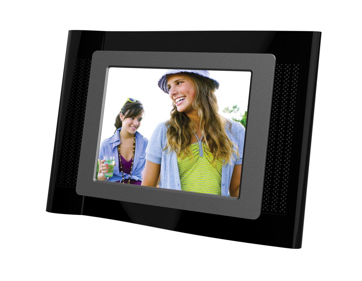 amazoncom hp sd828a1 8 inch smart wifi digital photo frame digital picture frames camera photo - Wifi Digital Frame