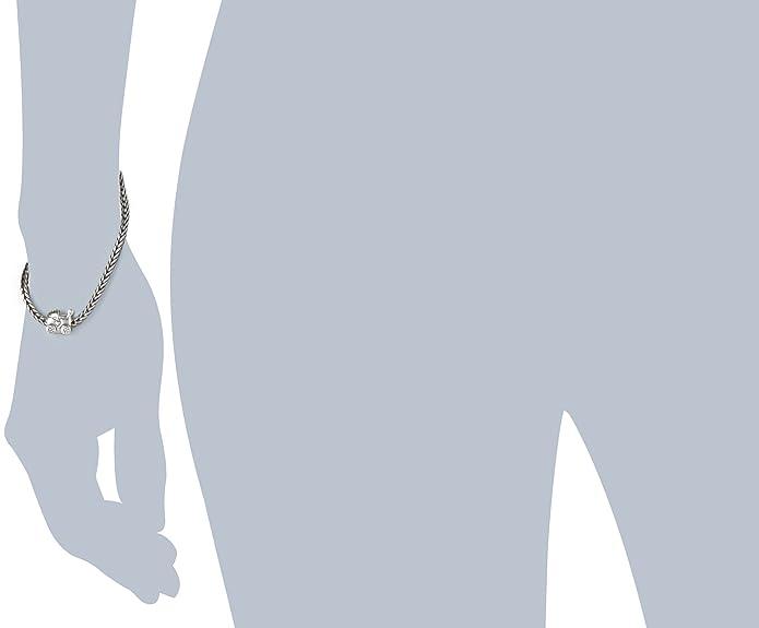 Amazon.com: Pandora Womens Genuine Sterling Silver Baby Carriage Charm, 790346: Jewelry