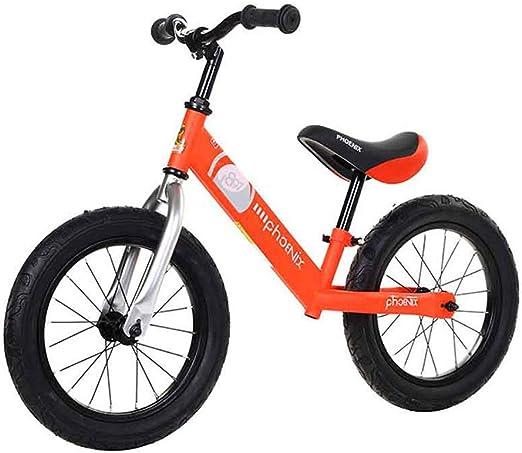Bicicleta De Equilibrio Para Niños, Bicicleta Sin Pedal Para ...